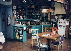 La déco dans la série Friends
