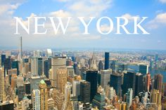 New York first experience