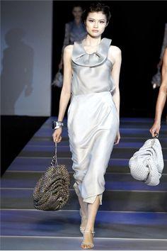 Button up in exclusive attire from Armani's fashion empire - Giorgio Armani   SUMMER 2012
