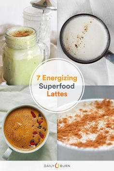 7 Superfood Lattes That Will Make You Quit Coffee...well, maybe not quite! ;)