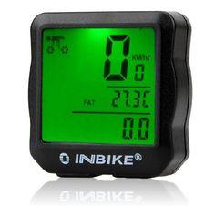 Multifunction Waterproof Digital Backlight Noctilucent Bicycle Computer Odometer Bike Speedometer Clock Stopwatch