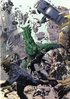 Abomination by Mike Deodato Jr.