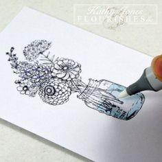 FABULOUS tutorial for using the blender pen!