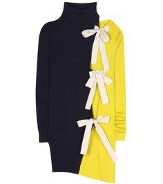 Jacquemus - Embellished wool sweater. www.italianist.com