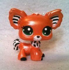 Halloween Haunt * OOAK Hand Painted Custom Littlest Pet Shop