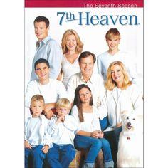Shop Heaven: The Seventh Season Discs] [DVD] at Best Buy. Find low everyday prices and buy online for delivery or in-store pick-up. Twin Peaks, Universal Studios, Old Tv Shows, Movies And Tv Shows, Stephen Collins, Seven Heavens, 7th Heaven, Season 7, Classic Tv