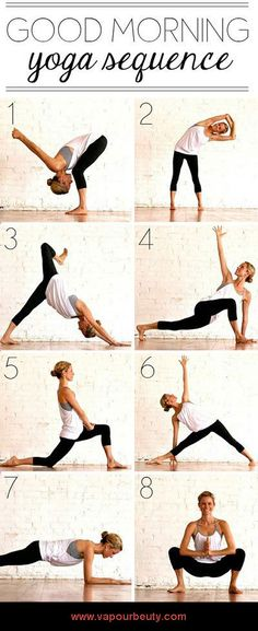 Start your days centered  open with this great morning yoga sequence... designed to wake up the body and target all of the places that might need a little extra space and life breathed into them after a night of sleep.     Get more yoga app here... http://www.webprogr.com/showcase/yoga-first-asanas-daily/