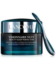 Lancôme Visionnaire Nuit Beauty Sleep Night Moisturizer Cream, 1.7 oz