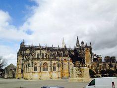 Visita ao Mosteiro da Batalha