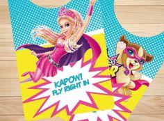 Free princess power printables