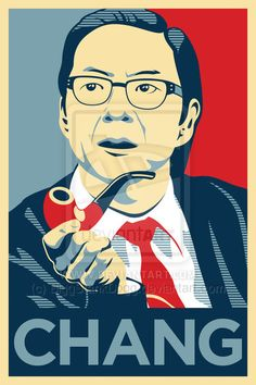 Chang We Can Believe In (Community) by BiggStankDogg.deviantart.com    Artist: Dave Stenken