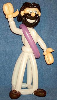 typing jesus into the search brings about some hilarious things...one being balloon jesus