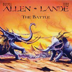 Allen - Lande - The battle