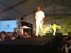 Ladies' Day at the PR Open - Fashion Shows - by: David Antonio - Male models