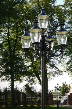Parkleuchte aus Aluminiumguss    #leuchten #lampen