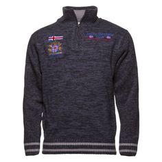 Thor Thor Half-Zipped Sweater Sporty Iceland