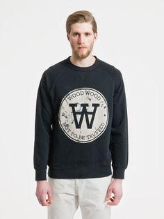 WOOD WOOD - Hester Marble Sweatshirt
