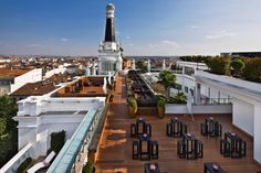 The-Roof-Terrace-1 ME madrid boutique hotel rooftop bar