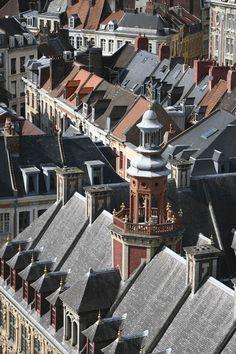 Les toits de Lille Photos, Audio, Music Instruments, Colors, Pictures, Musical Instruments