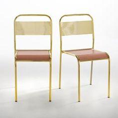 silla escolar lote de 2 gio delphine miquel pinterest sillas escolares. Black Bedroom Furniture Sets. Home Design Ideas