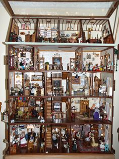antique dollhouses | 2006 Dutch Dollhouse | Australia's migration history timeline | NSW ...