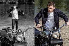 Harry Stedman Spring/Summer 2015 Men's Lookbook | FashionBeans.com