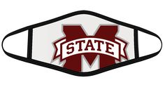 FANMATS Mississippi State University Large Bling Decal