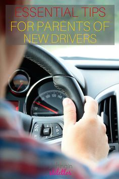 14 ESSENTIAL TIPS FOR PARENTS OF NEW DRIVERS - Your teen is ready to drive. Naturally, you're concerned, maybe even a little anxious. After all, in your mind, they're still your baby. You can't imagine them facing the everyday challenges and obstacles of driving. It's important that you feel comfortable teaching your teen. These 14 essential tips for parents of new drivers will help you manage.