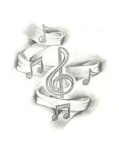 Music Notes Tattoos ~ photofunMasti