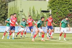 CHIVAS DERROTÓ A LA SELECCIÓN SUB-20 || Chivas derrota 1-0 al Tri Sub 20 en duelo de preparación. En duelo celebrado en el CAR, el Rebaño se impuso a la Selección juvenil, con gol de Fernando Arce.