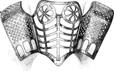 a2f68f22ef History brief of the corset - Beginning with the almost all corsets had a  similar design. Because they were worn under clothing