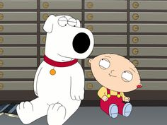 Brian and Stewie, actors, Family Guy