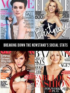 Can you guess which magazine has the biggest Twitter following?