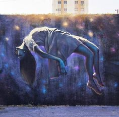 Street Art...by LionGraff, Buenos Aires, Argentina.