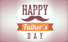 Wishing you a great Father's Day! #happyfathersday