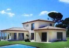 Villa 200 m² - Constructeur maison Marseille - STYLE HOUSE