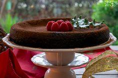 7gramas de ternura: Bolo de Mousse de Chocolate Picante a cheirar a Natal!