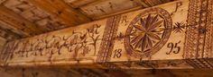 """Awesome Woodworking — lunacylover:   Willa """"Oksza"""", Zakopane, Poland,..."""
