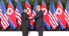 """US President Donald Trump said on Monday he expected a second summit with North Korean leader Kim Jong Un to be announced """"pretty soon"""" but that the location had yet to be determined. Trump, during a meeting with South Korean President Moon Jae-in at. Greatest Presidents, Us Presidents, Kuala Lumpur, Service Secret, Korean President, Pretty Soon, Trump Face, Korean Peninsula, Asia News"""