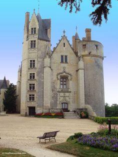 Nouveau Chateau, Château of Montreuil-Bellay