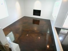 Image detail for -Integrity Coatings - Gallery - Interior Cement Flooring