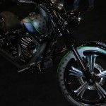 Dirico Black Hawk Down Custom Chopper