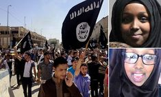 ISIS extremists 'offer British teenagers cash to become jihadi brides' #DailyMail