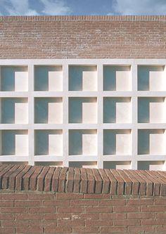 Cimitero S. Sepolcro | Edifici Sacri | Opere | Zermani Associati Studio di Architettura