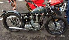 Bobber Motorcycle, Bobber Chopper, Moto Bike, British Motorcycles, Cool Motorcycles, Vintage Motorcycles, Vintage Cycles, Vintage Bikes, Vintage Cafe Racer