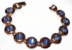 Designer Bracelet Signed By Nolan Miller by BrightgemsTreasures