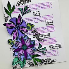 Dreaming Of You, Bee, Bloom, Stamp, Crafty, Creative, Flowers, Cards, Honey Bees