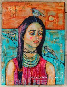 by artist Primrose Raven http://www.primrose8raven.etsy.com