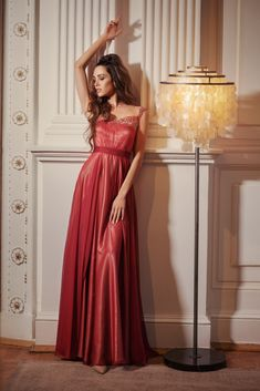 Rich in bright shades and a variety of silhouettes 'Allure' cocktail dresses collection brilliantly reflects all the latest trends in evening fashion.