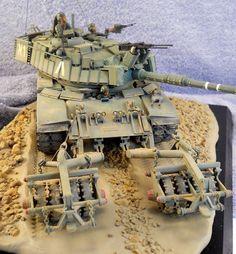 Magach 6 1/35 Scale Model